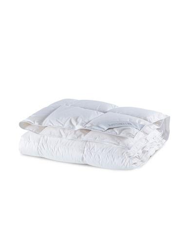 Penelope Gold Kaz Tüyü Bebek Yorgan 95x145 Beyaz